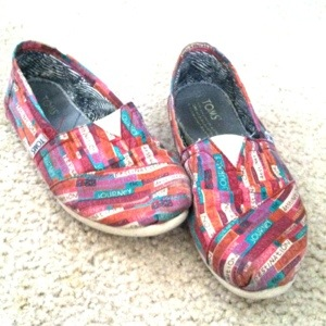 Toms Shoes Journey is the Destination