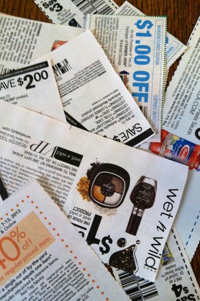 Organize my coupon book