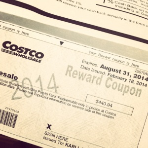 Why you need the costco american express credit card